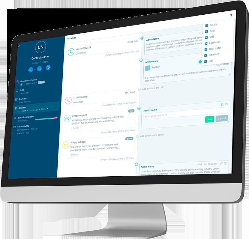 The #1 Intelligent Recruitment Automation Platform