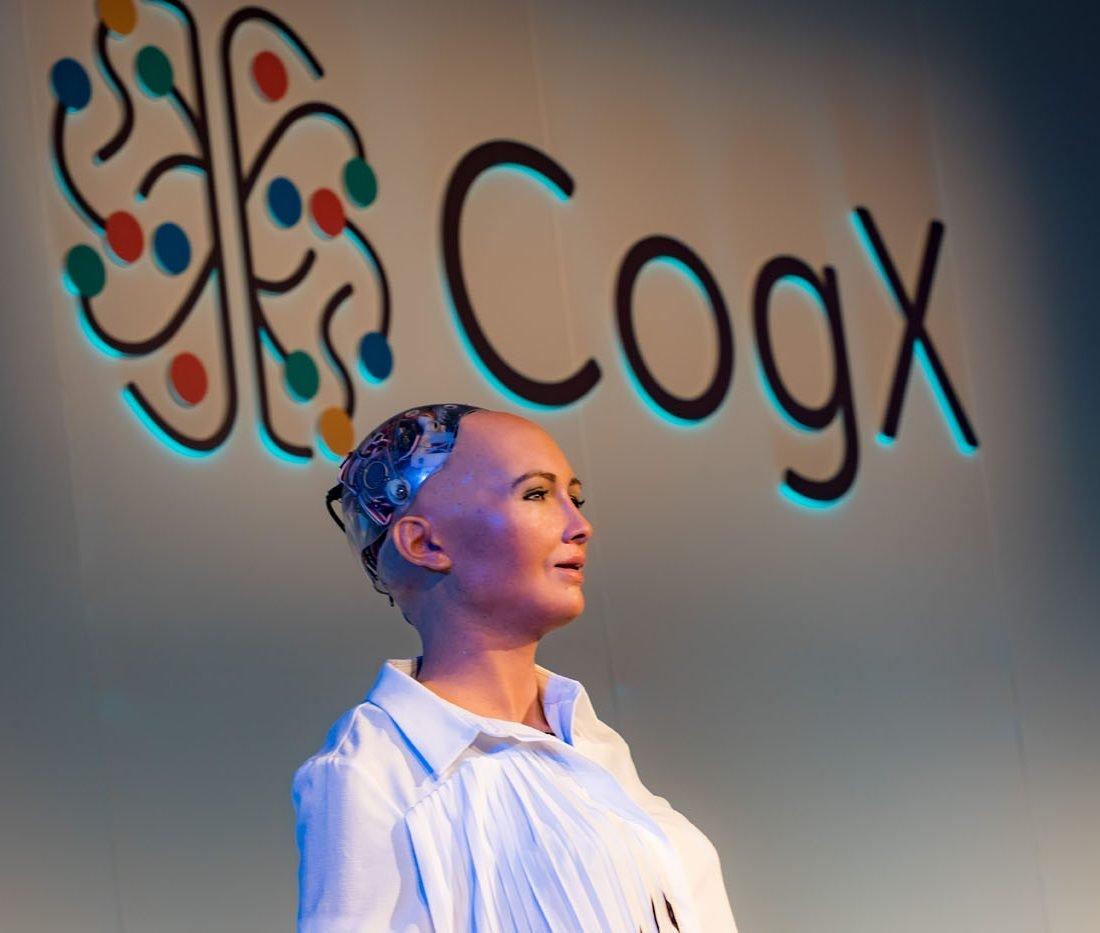 COGX 2019 LONDON - THE AI REVOLUTION